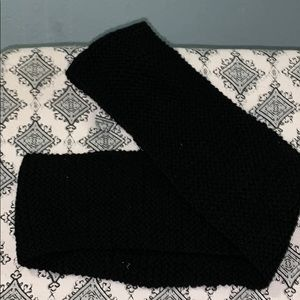 Accessories - Black Scarf